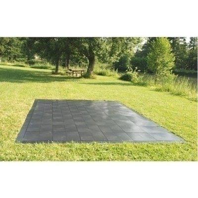 Pakket Tentvloer 6x8m (48m²)