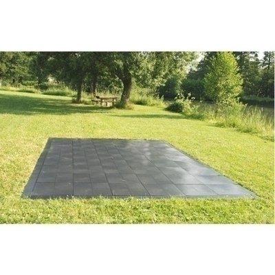 Pakket Tentvloer 6x10m (60m²)