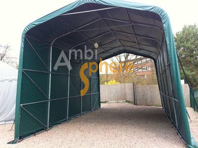 6x12 PVC 550g/m² | 4,00m