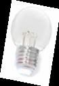 LED lamp warm wit 10stuks