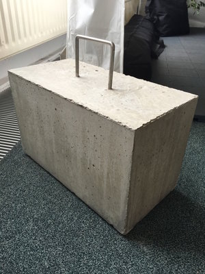 Betonblok 45kg