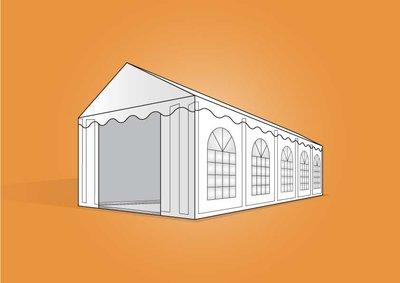 tent 8x10m