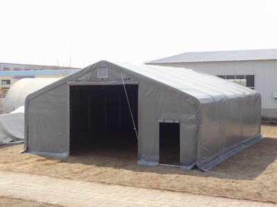 Stockagetent 10x30x5,5m