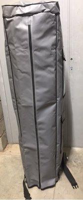 Draagtas PVC 2,4x2,4m