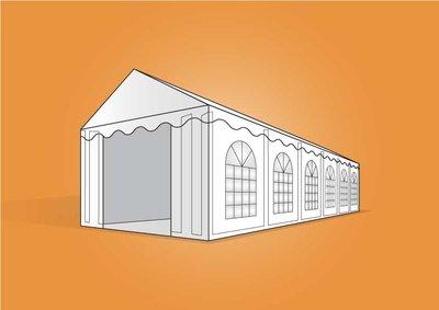 tent 6x12m