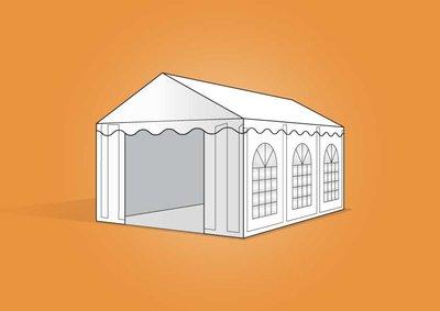 tent 6x6m
