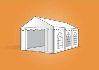 tent 7x7m