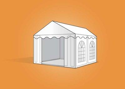 tent 5x4m